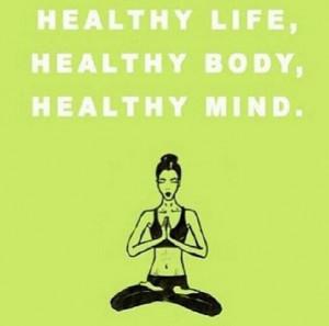 A healthy mind in a healthy body essay