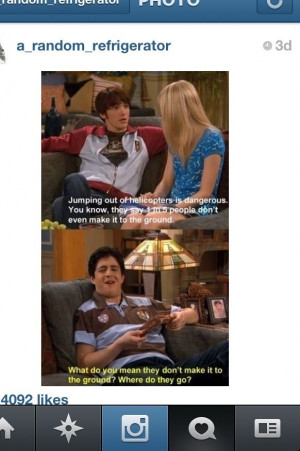 Best drake and josh quote ever: Josh Quotes