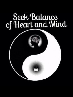 Yin Yang Quotes Seek balance: yinyang. quote