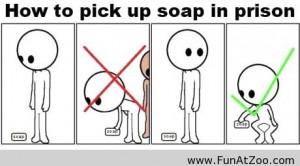 Funny prison tip