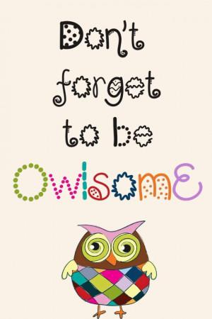 Owl Quotes For English Teachers. QuotesGram