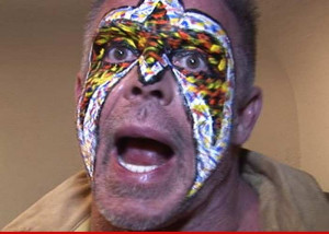The Ultimate Warrior is dead ... he died suddenly and horrifically ...
