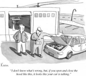 Mechanic Jokes And Cartoons