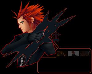 Kingdom Hearts 2 Axel Quotes