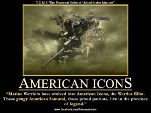 Marine Corps...