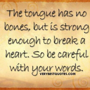 Quotes About Hurtful Words True.... hurtful words can