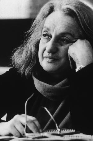 Betty Friedan at a 1980 conference on families. Marilyn K. Yee / New ...