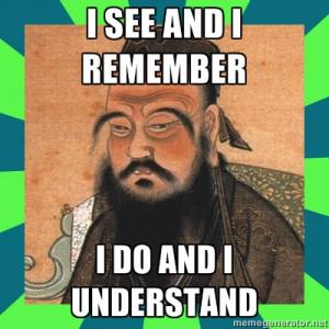 Confucius Say Meme Confucius say meme confucius