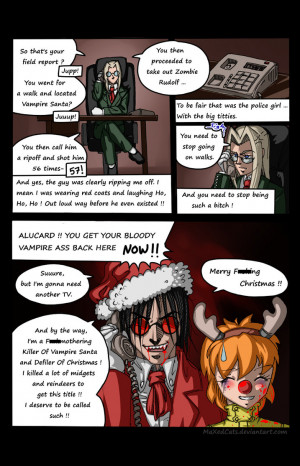 Hellsing Ultimate Alucard