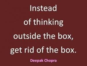 Deepak chopra quotes, best, famous, sayings, deep