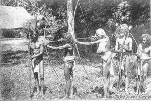 REAL Traditional archery
