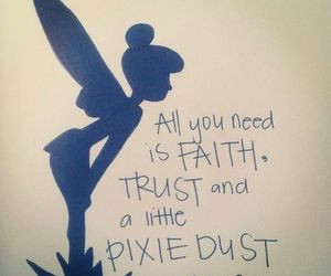 peter pan amp tinker bell all day a little pixie dust will do