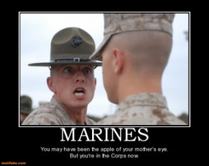 marines demotivational poster page 1