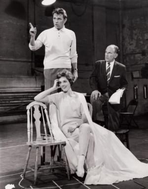 Julie enchaîne avec Camelot à Broadway, et plusieurs shows sur CBS ...