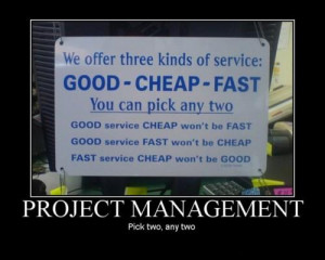 project management funny quotes