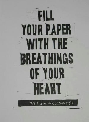 More like this: william wordsworth , writing and quotes .