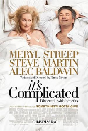 Main Cast: Meryl Streep (Jane), Steve Martin (Jake), Alec Baldwin ...
