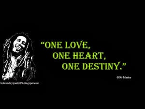 bob marley quotes about love and women