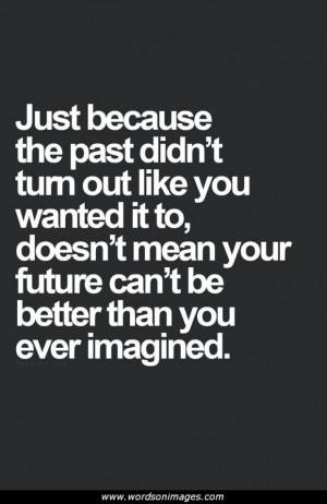 Past love quotes