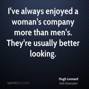 Hugh Leonard Quotes