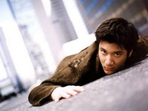 wang lee hom is my wall paper