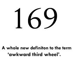 Awkward third wheel by Stormygiovanna