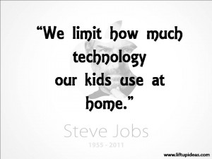 steve-jobs-quotes-limit-technology-kids-use-home