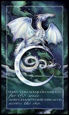 Dragon ~ Pagan ~ Fantasy ~ Quotes ~ Saying ~