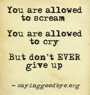support following baby loss - www.sayinggoodbye.org #miscarriage # ...