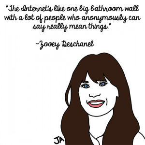 Famous Quotes About Music By Musicians Zooey_quote2.jpg