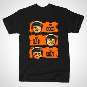 GOOD COP BAD COP UGLY COP T-Shirt