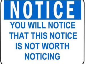 Funny Warning Signs Wallpaper