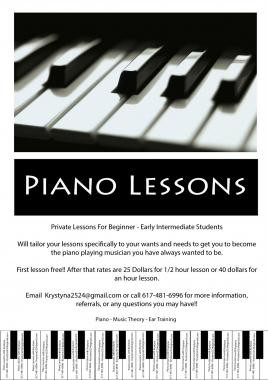 Piano Lessons quote #2