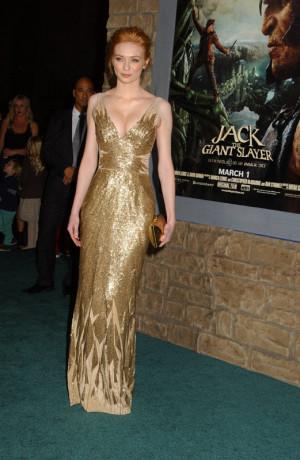 Eleanor Tomlinson Jack the Giant Slayer