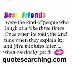 Three Best Friends Quotes