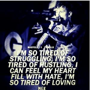 MGK love him my fav song :)