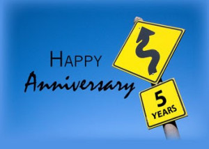 Can u believe it? I started this blog 5 years ago, and I have been ...
