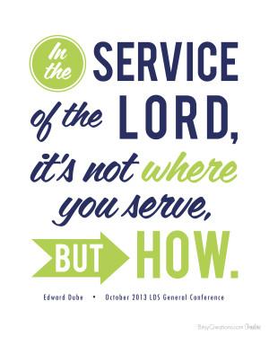 LDS Daily Dose – November 19, 2014