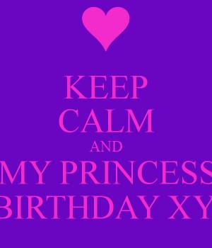 happy birthday my princess happy birthday my princess