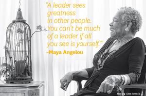 maya angelous quotes success