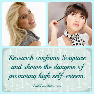 Research Shows High Self-Esteem is Harmful