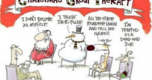 December 14 2013 0 Christmas Group Therapy