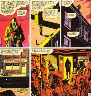 Rorschach+watchmen