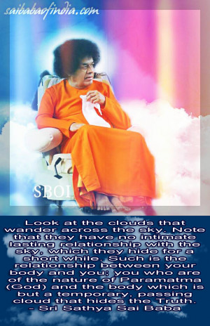 Sri Sathya Sai Baba Quotes For Android