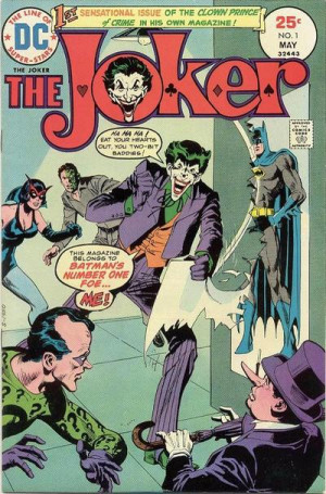 The Joker – 797 points (9 first place votes)