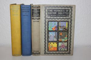 Doctor Dolittle, Hugh Lofting, Vintage Dr. Dolittle, Vintage Books ...