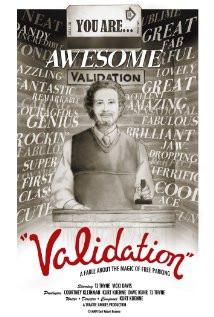 Validation (2007) Poster