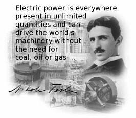 Nikola Tesla Quotes God A thing.