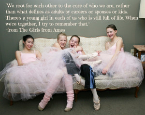 Thursday Thoughts: Core friendships