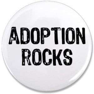 Adoption Rocks! Sarah - Smooth, jagged, rough, light, heavy, round ...